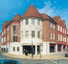 Gainsborough House, 26-30 High Street, Crawley