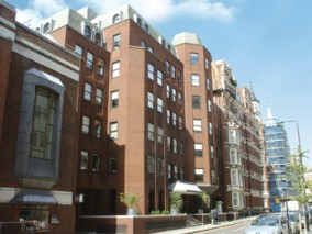 Priory House, 6 Wrights Lane, Kensington, London W8