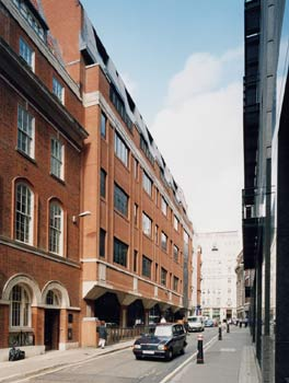 Tudor Court, Bouverie Street, London, EC4